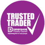 Derbyshire Trusted trader circle logo for Plumbing