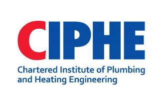 GFS Plumbing CIPHE Chartered Institute of Plumbing and Heating Engineering Logo
