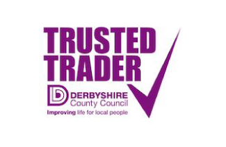 GFS Plumbing Derbyshire Trusted Trader Logo